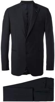 Lardini two-piece slim fit suit