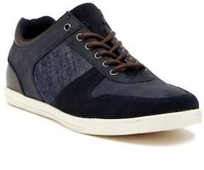 Crevo Irvine Contrast Leather Sneaker