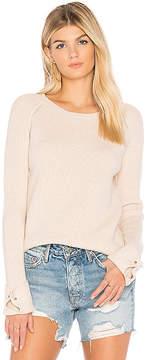DAY Birger et Mikkelsen One Grey Reece Cuff Detail Sweater