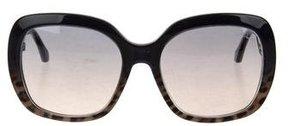 Roberto Cavalli Cecina Oversize Sunglasses