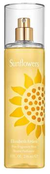 Sunflowers By Elizabeth Arden Fine Fragrance Mist Women's Body Spray - 8.0 fl oz