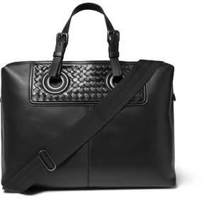 Bottega Veneta Intrecciato Leather Holdall