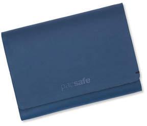 L.L. Bean Pacsafe RFIDsafe TEC Trifold Wallet
