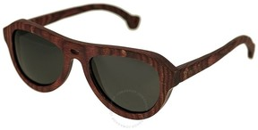 Spectrum Keaulana Wood Sunglasses