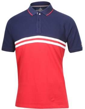 Fila Dominico Short Sleeve Cotton Polo Shirt