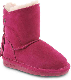 BearPaw Girls Mia Toddler Boot