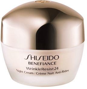 Shiseido WrinkleResist24 Night Cream, 50 mL