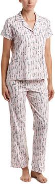 BedHead Pajamas 2Pc Classic Pant Set