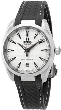 Omega Seamaster Aqua Terra Automatic Silver Dial Men's Watch