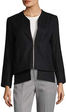 Lot 78 Lot78 Women's Cropped Wool Jacket