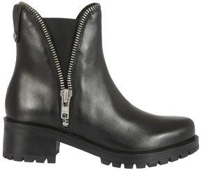 Cult Top Zipped Boots