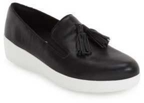FitFlop Women's Tassle 'Superskate' Wedge Sneaker