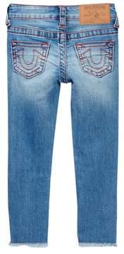 True Religion Single End Jeans (Little Girls)