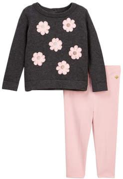 Kate Spade swing sweater & legging set (Baby Girls)