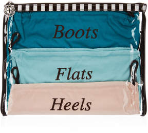 Henri Bendel Shoe Dust Bag Set