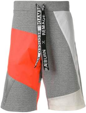 Christopher Raeburn remade jersey and kite sweat shorts