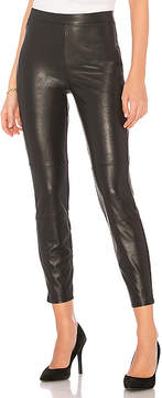 Ella Moss Faux Leather Legging