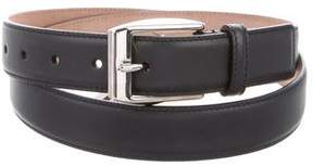 Gucci Leather Buckle Belt w/ Tags