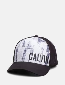 Calvin Klein static logo cap