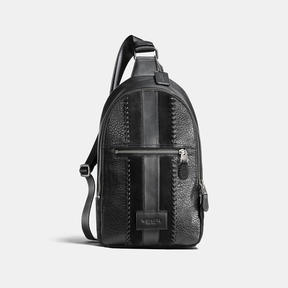Coach Campus Pack With Baseball Stitch