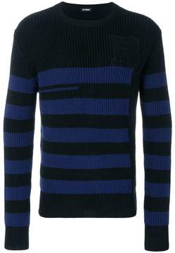 Raf Simons striped sweater