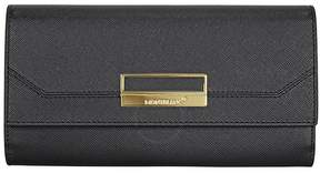 Montblanc Sartorial Saffiano Long Leather Wallet
