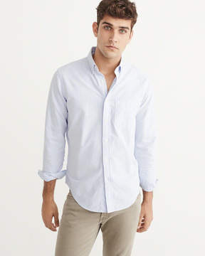 Abercrombie & Fitch Icon Oxford