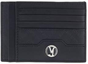 Versace EE3YRBPB4 Black Credit card wallet