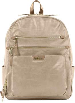 Kipling Tina Medium Laptop Backpack - GILDED BRONZE - STYLE