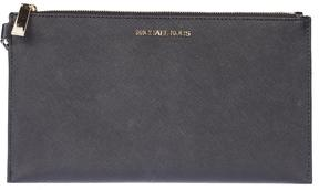 Michael Kors Bedford Clutch - BLACK - STYLE
