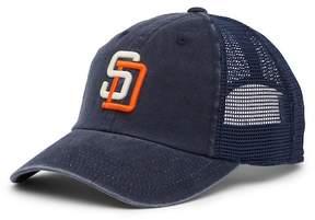 American Needle Raglan Bones San Diego Padres Mesh Baseball Cap