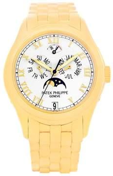 Patek Philippe 5036 18K Yellow Gold Automatic 36.5mm Mens Watch