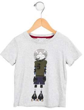 Little Marc Jacobs Boys' Short Sleeve Graphic Shirt
