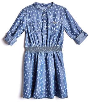 GUESS Long-Sleeve Dress (7-16)
