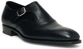 Ralph Lauren Monk-Strap Grant Ii Shoe