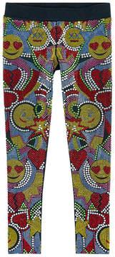 Philipp Plein Mini Me leggings with rhinestones