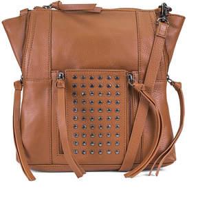 Kooba Brown Eve Leather Crossbody Bag