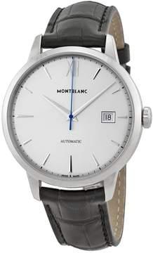 Montblanc Meisterstuck Heritage Silver Dial Men's Watch