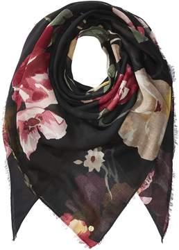 Lauren Ralph Lauren Nineta Modal Square Scarf Scarves