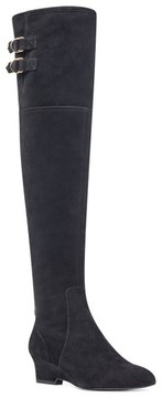 Nine West Women's Jaen Over The Knee Boot