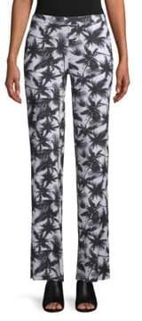 Onia Mila Palm Printed Pants