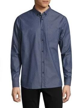 HUGO Emingway Slim-Fit Shirt