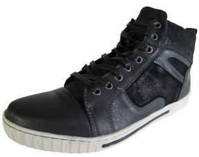 Steve Madden Mens P-Ovell Hi Top Fashion Sneaker Shoe