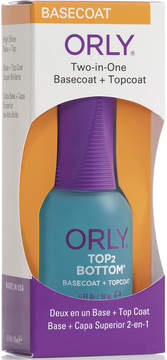Orly Top 2 Bottom Basecoat + Topcoat - .6 oz.