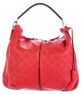Louis Vuitton Mahina Selene MM - ORANGE - STYLE