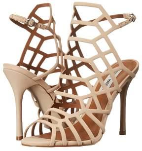 Steve Madden Slithur Caged Sandal High Heels