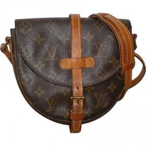 Louis Vuitton Chantilly cloth crossbody bag - BROWN - STYLE