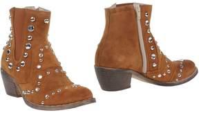 Fabrizio Chini Ankle boots