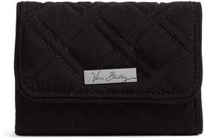 Vera Bradley Riley Compact Wallet - VERA VERA CLASSIC BLACK - STYLE
