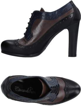 Emanuela Passeri Lace-up shoes